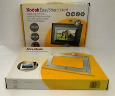Kodak EasyShare EX811 8 Wi-Fi Digital Picture Frame W/ Digital Frame Faceplate