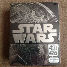 Star Wars Celebrating 40 Years Collectable Tin with Doodle Book and Film Book