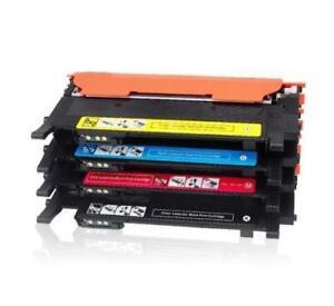 Comp Toner Cartridge for Samsung CLT-406S CLP-360 CLX-3305FW CLX-3300 CLP365W
