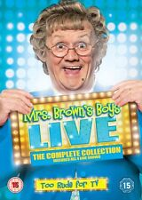 Mrs Brown's Boys: Live 2012-2015 (Box Set) [DVD]