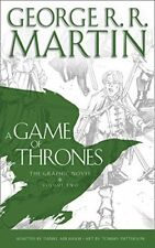 A Game of Thrones: Graphic Novel, Volume Two, Martin, George R.R., New Book