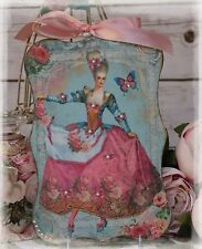 "~ ""Marie Antoinette"" ~ Shabby Chic ~ Vintage ~ Country style ~ Wall Decor Sign ~"
