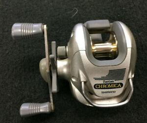 Shimano Bantam Chromica CM-200A 2BB Baitcasting Reel