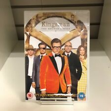 Kingsman The Golden Circle DVD New and Sealed Fast and Free Postage