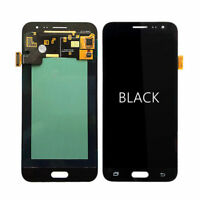 For SAMSUNG Display LCD +Touch Screen Per Galaxy J3 2016 J320F SM-J320FN Nero
