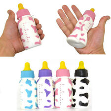 Hot Slow Rising Squishies Milk Bottle Kawaii Scented Soft Squishy Charms Toys