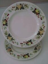 "two ROYAL DOULTON salad plates 8"" MIRAMONT  TC 1022"
