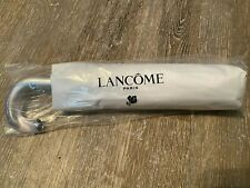 2020 Lancome umbrella, White, lightweight, Brand new Sealed