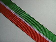 WWI Mercantile Marine War Medal 1919 Ribbon Full Size 15cm long