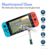 9H Tempered Glass Screen Protector Cover Film Shield for Nintendo Switch New