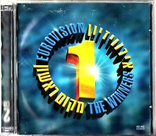 EUROVISION THE WINNERS- ISRAEL ISRAELI ENTRIES IN FOREIGN LANGUAGES 2-CD Best of