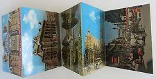 WIEN Vienna Wienne 20 Postkarten Postcards Lot im Leporello Einband ~1970/80