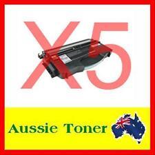 5x Generic Lexmark Toner BK 12017SR E120 E120n 2000p