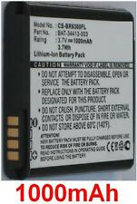 Bat-34413-003 type 1000mah battery for blackberry curve 9350 9360 9370 apollo,