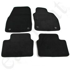 Vauxhall Astra H Mk5 2004-2009 Tailored Carpet Car Mats Black 4pc Floor Mat Set