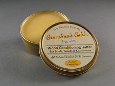 Walnut Oil and Beeswax Wood Conditioner for Boards, Bowls and Kitchenware