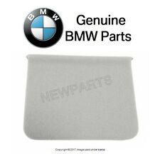 For BMW E34 525i 530i 535i 540i M5 Cover Sunroof Motor Silver Gray Genuine