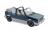 "Norev VW Volkswagen Golf II Cabriolet ""Bel Air"" Modell 1992 blaumetallic 1:18"