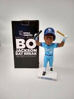 Kansas City Royals Bo Jackson Broken Bat Bobblehead with Box - Special Edition