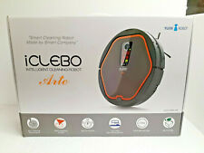 iClebo Arte Robot Vacuum Cleaner Yunjin Retail Box Only Parts for Resellers