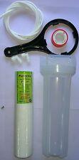 "Transparent10"" Pre-Filter bowel+Kemflo PP Spun Filter RO,,Water Purifier (22B)"