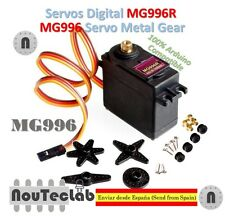 MG996R MG996 Metal Gear RC Servo High Speed & Torque RC CAR 1/8 for Arduino