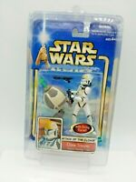 Clone Trooper Republic Gunship Figure Pilot Star Wars Attack of the Clones CASE
