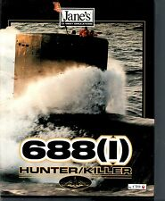 DVD 546 Jane's/688i HUNTER KILLER gioco PC