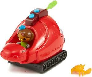 Fisher-Price Octonauts Gup-X & Dashi Vehicle & Figure Playset