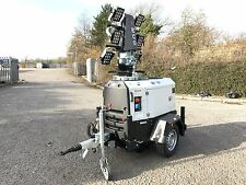 Diesel Lighting Tower, MHM-Light Tower, X-Eco (LED-6), Ex Demo