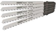 Genuine DRAPER DT101B 100mm Jigsaw Blade Set (5 Piece) | 81716