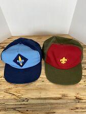 Boy/Cub Scouts Of America Webelos Uniform SnapBack Caps