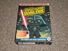 FAMILY GUY : SOMETHING DARKSIDE LTD EDITION COLLECTOR'S DVD PACK (FREE UK P&P)
