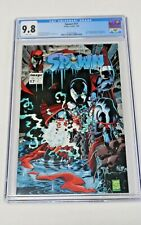 Spawn #17 Image Comics 1/94 CGC Graded 9.8 NM/MT White pages