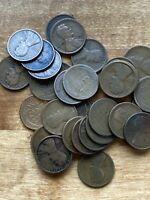 FREE SHIP! Good+ 1917-S Lincoln Wheat Cent -San Francisco Penny -QTY Discount