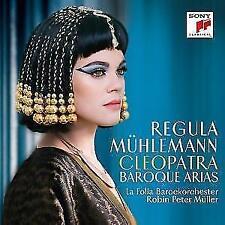 Cleopatra-Baroque Arias von Regula Mühlemann (2017)