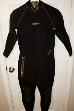 5mm Henderson Aquatics Dive/Scuba Wear Men's LARGE Wetsuit - MADE in USA!