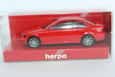 BMW 3er Coupe  E46/2   Herpa  1:87