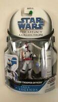 Star Wars Legacy Collection SL 12 2008 Clone Trooper Officer Red Saga Legends