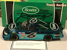 Autographed 2006 Action Mark Martin #6 Scotts Truck 1/24 Color Chrome 1 of 792