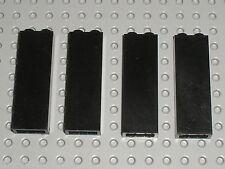 LEGO 4 black bricks 2454 / sets 4480 8877 6769 6762 10188 7180 6090 8800 7785...
