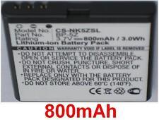 Batterie 800mAh type BP-5Z Pour Nokia 700, Nokia Zeta N700