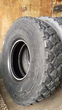 9.00R16 Michelin XZL Mud tires, Off Road, Military, Reasent Production Date