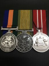 Replica Medals Full-size AOSM ADM and National Emergency