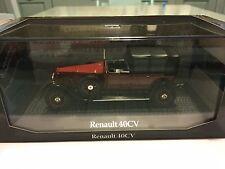 "DIE CAST "" RENAULT 40CV GATON DOUMERGUE -1924 "" PRESIDENZIALI ATLAS 1/43"