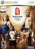 Beijing 2008 Xbox 360 Kids Game Olympic Sports Gymnastics/swimming/track&field