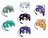 Nintendo GameCube Controller Black White Silver Orange Emerald Blue GC Japan F/S