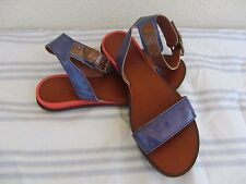 Women's 7 for all mankind Ankle Strap sandals size 7.5 M