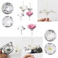 8X Kuchendeko Ständer Blumennagel Icing Ständer DIY Dekor Werkzeug Neu.NEU/ Y1T6