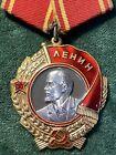 USSR ORDER of LENIN # 453555,( award SEPTEMBER 1976).